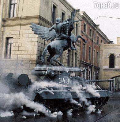 """Кадр из фильма """"Золотой глаз"""""""