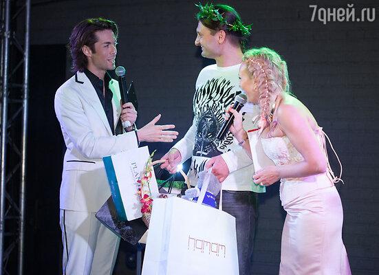 Эдгард Запашный стал лауреатом в номинации «Земные подвиги Геракла»