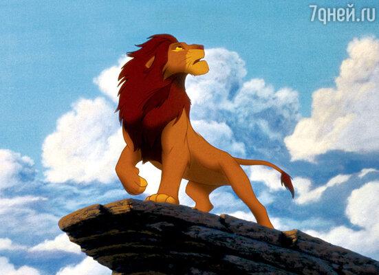Кадр из фильма «Король лев 3D»