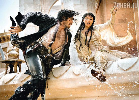 Кадр фильма «Принц Персии: Пески времени»
