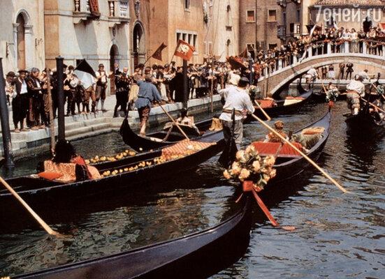 Кадр из фильма «Честная куртизанка». 1998 год