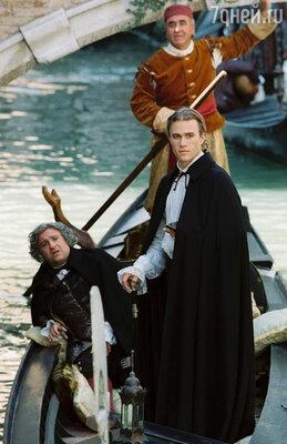 Кадр из фильма «Казанова». 2005 год