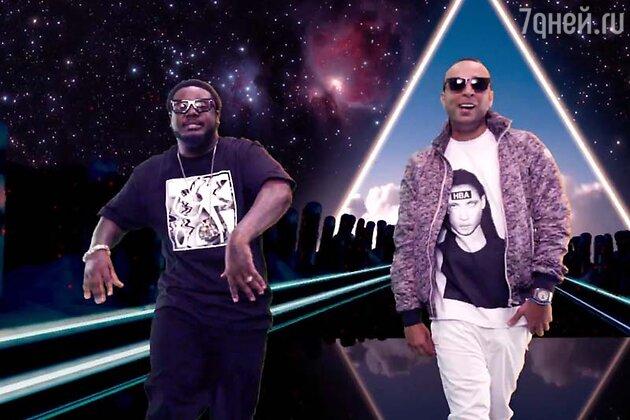 Араш и T-Pain в клипе «Sex Love Rock N Roll»
