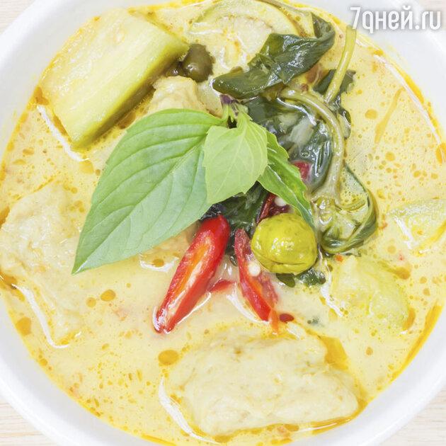 Суп по-тайски