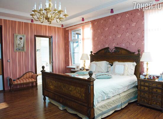 В спальне хозяев