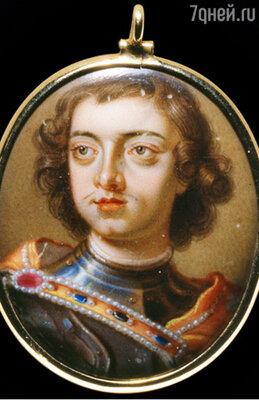 Русская портретная миниатюра