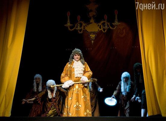 «Кабала святош» (Театр Сатиры)