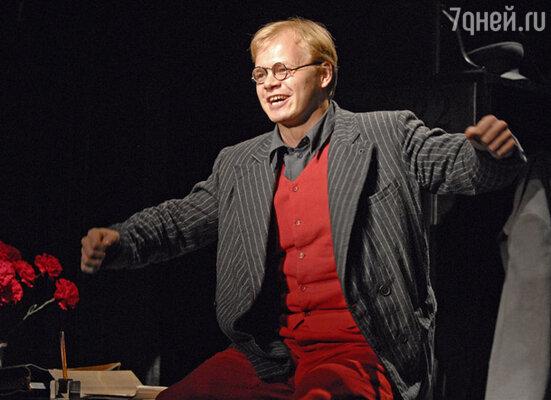 «Рассказ о счастливой Москве» (Театр под руководством О.Табакова )
