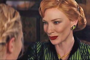 Вышел трейлер «Золушки» с Кейт Бланшетт и Хеленой Бонем-Картер
