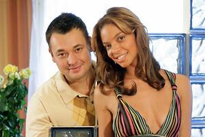 5-месячный сын Сергея Жукова получил в подарок старинную икону