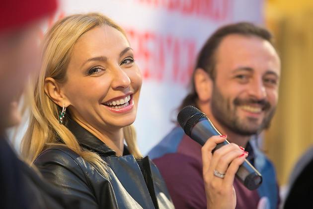 Татьяна Навка и Илья Авербух