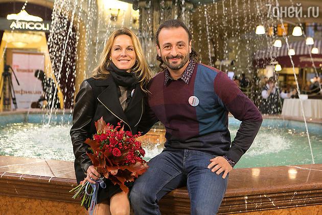 Екатерина Гордеева и Илья Авербух