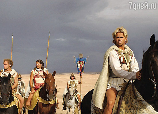 Кадр из фильма «Александр»