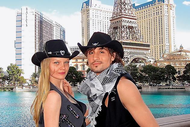Елена Кулецкая и Дима Билан