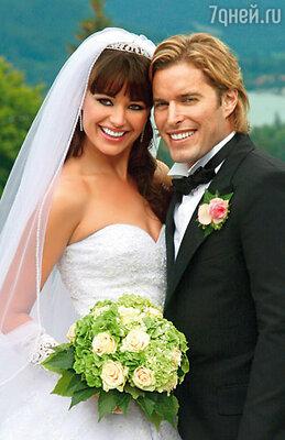 Мы поженились летом 2008-го. Филипп казался мне принцем на белом коне!