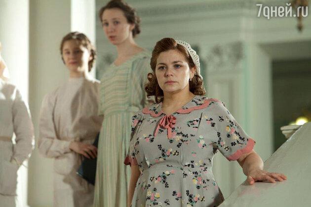 Ирина Пегова в военной драме «Старое ружье»