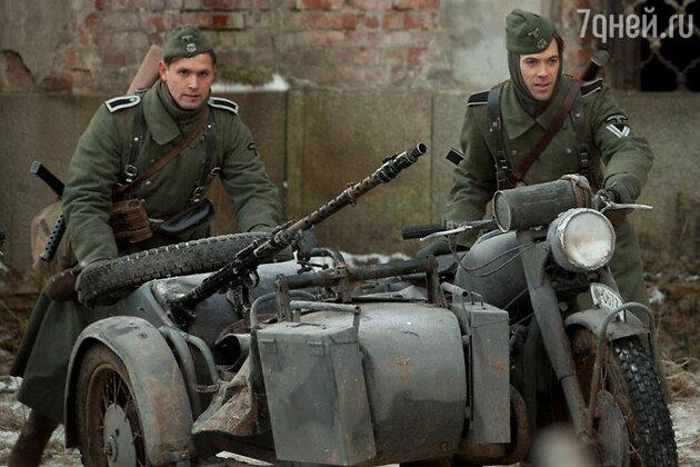 Кирилл Белевич  снял военную драму «Старое ружье»