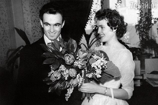 Свадьба родителей Алены Хмельницкой