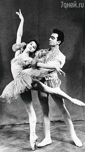 Александр Хмельницкий и Екатерина Максимова
