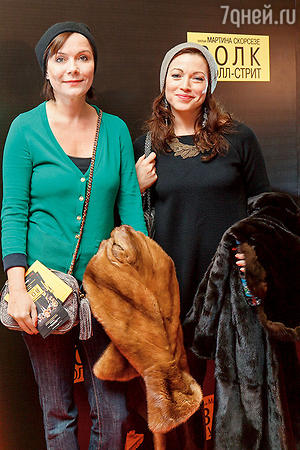 Алена Хмельницкая и Екатерина Семенова