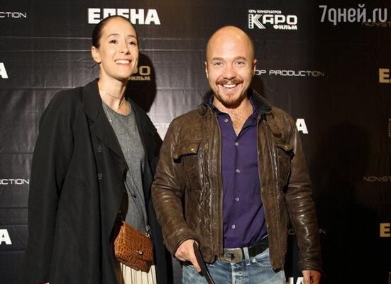 Ольга Сутулова и Евгений Стычкин