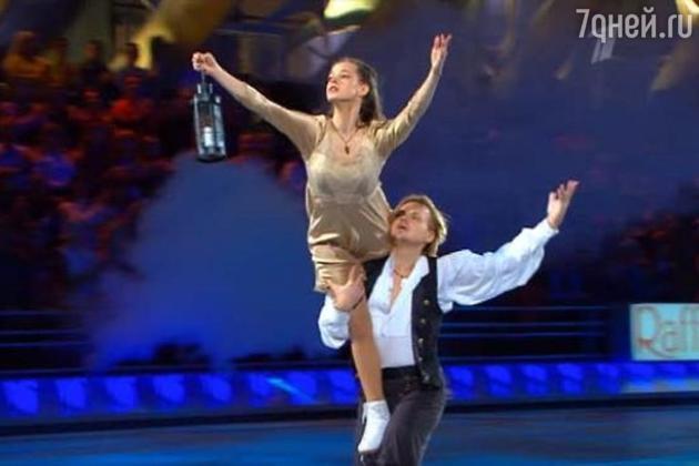 Катерина Шпица и Максим Ставиский