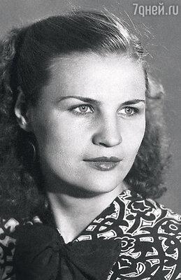 Бабушка Валентина Михайловна