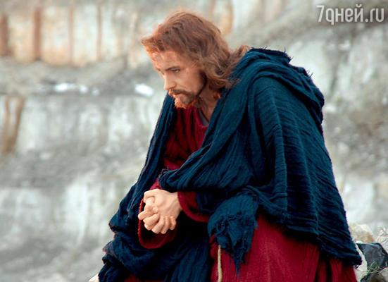 В драме «Братья Карамазовы» Гребенщиков сыграл Иисуса. 2008 г.