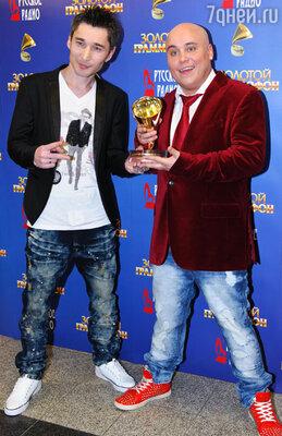 Доминик Джокер (справа)