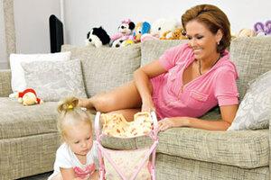 Ольга Кокорекина: «Я совмещаю в себе маму и папу»