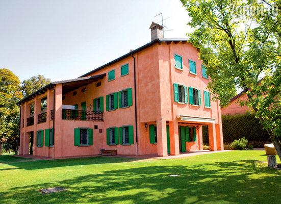 Моденский дом, который так любил маэстро Паваротти
