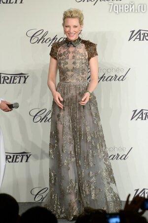 Кейт Бланшетт в Valentino
