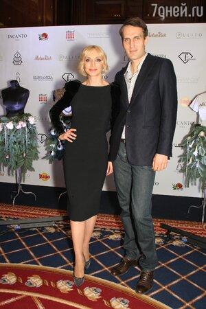 Кристина Орбакайте с мужем Миаилом