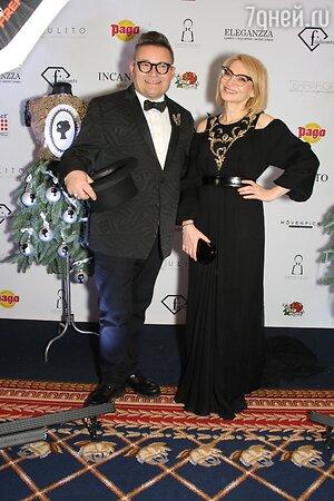 Александр Васильев и Эвелина Хромченко