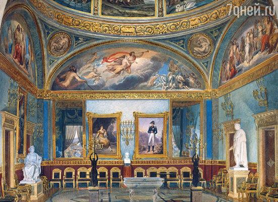 Вилла Сан-Донато и титул герцога отцу Марии Павлу Демидову достались в наследство от дяди вместе со всем его огромным состоянием
