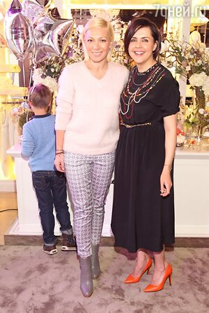 Аврора и Ольга Шелест