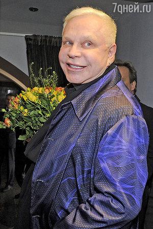 23 апреля состоится концерт Бориса Моисеева