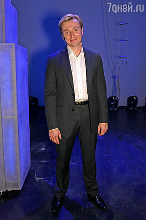24 апреля состоится премьерный показ спектакля «Прекрасное Далёко». (На фото:  художественный руководитель Московского губернского театра Сергей Безруков)