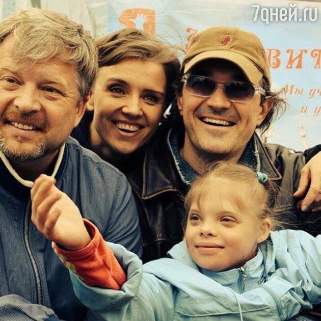 Валдис Пельш, Егор Бероев, Ксения Алферова