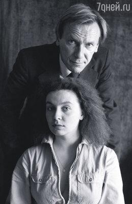 Татьяна Кочемасова и Сергей Шакуров