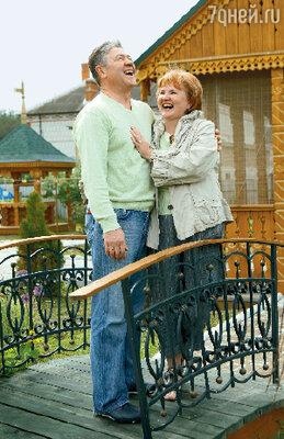Татьяна и Александр с обустройством не спешат — некуда торопиться, считают они, надо жить с удовольствием