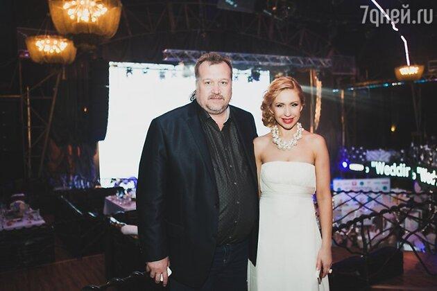 Алексей Майоров и Анастасия Гребенкина