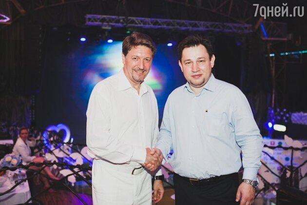 Сергей Князев и Александр Изотов