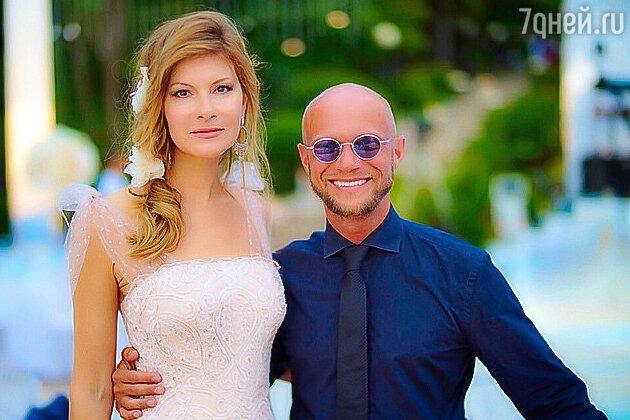 Дмитрий Хрусталев и Мила Митволь