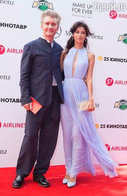 Илья Бачурин и Равшана Куркова
