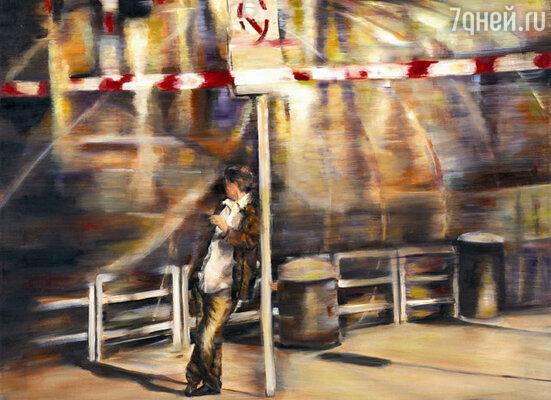 Франческа Леоне «Вне поля зрения»