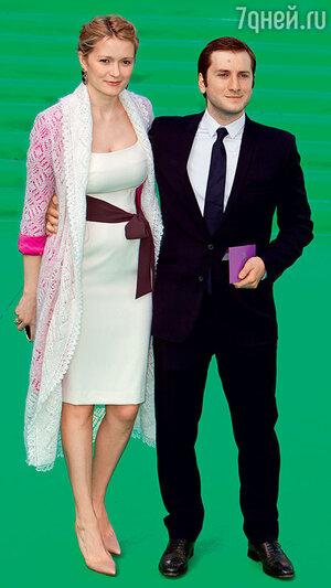 Надя Михалкова с мужем Резо Гигинеишвили