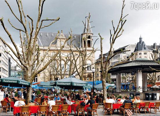 В полдень в люксембургские рестораны не попасть — столик лучше бронировать заранее