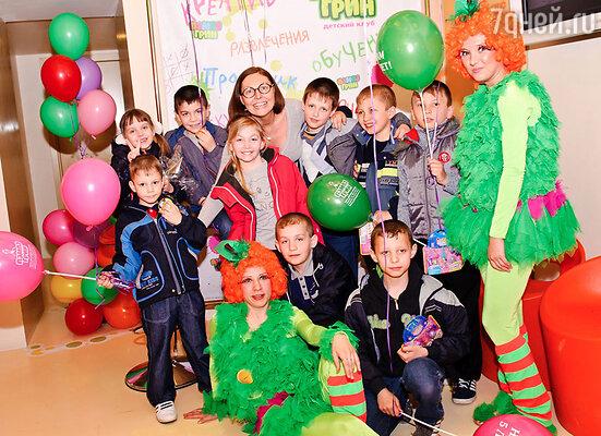 Благотворительный фонд «Детские судьбы» и детский клуб «Пампа Грин» провели  мероприятие «Праздник детям», организованный для детей-сирот и детей, оставшихся без попечения родителей