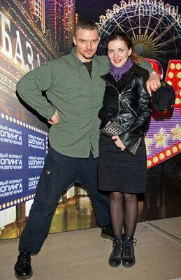 Владимир Епифанцев и Анастасия Введенская